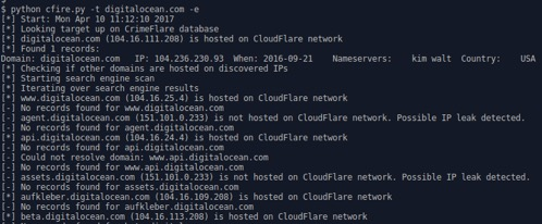 Cloudflare: Evading Cloud Security Protections | Rhino Security Labs