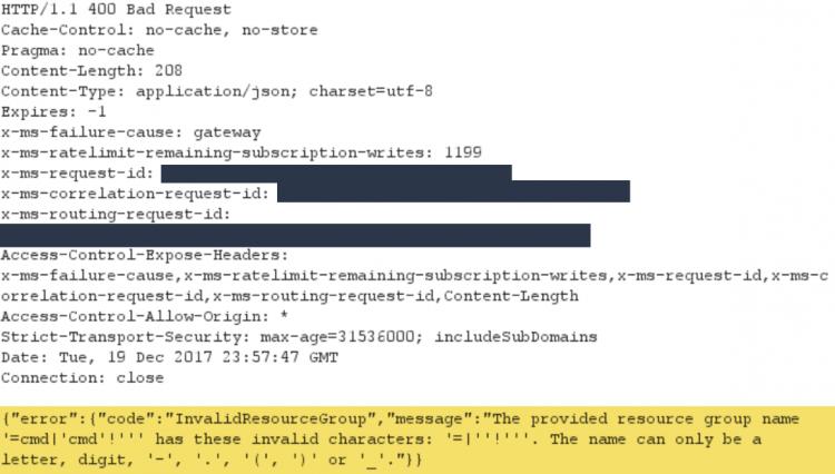 Cloud Security Risks (Part 1): Azure CSV Injection Vulnerability