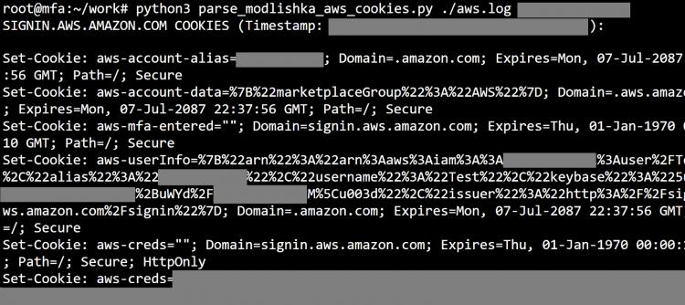 Phishing Users with MFA on AWS - Rhino Security Labs